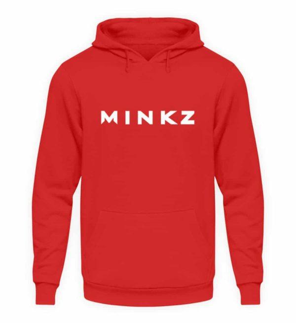 MINKZ® - Community Shirt - Unisex Kapuzenpullover Hoodie-1565