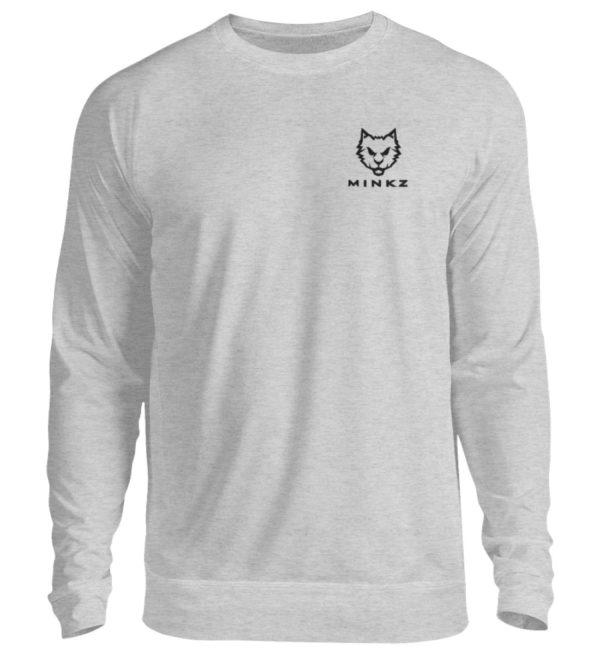 """MINKZ® - Premium Shirt """"Little Kitty"""" - Unisex Pullover-17"""