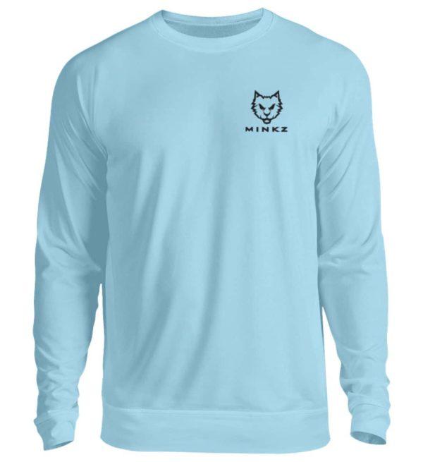 """MINKZ® - Premium Shirt """"Little Kitty"""" - Unisex Pullover-674"""