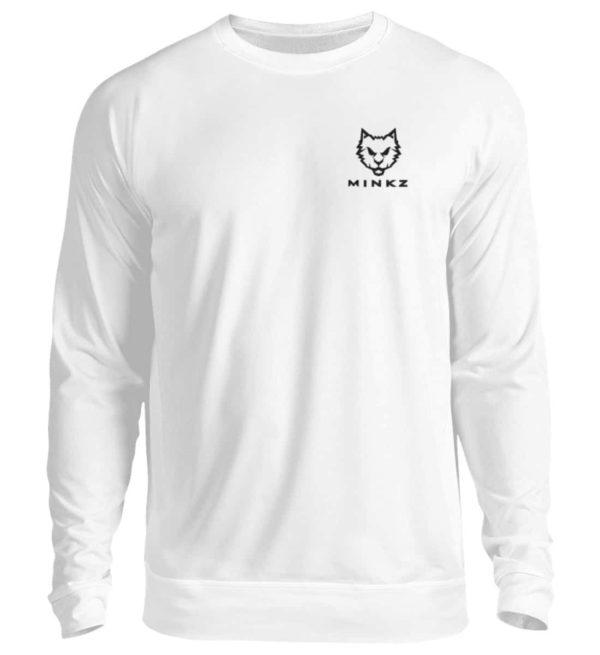 """MINKZ® - Premium Shirt """"Little Kitty"""" - Unisex Pullover-1478"""