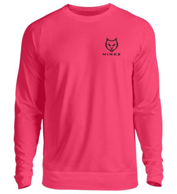 """MINKZ® - Premium Shirt """"Little Kitty"""" - Unisex Pullover-1610"""