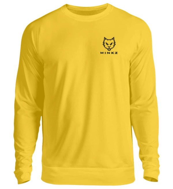 """MINKZ® - Premium Shirt """"Little Kitty"""" - Unisex Pullover-1774"""