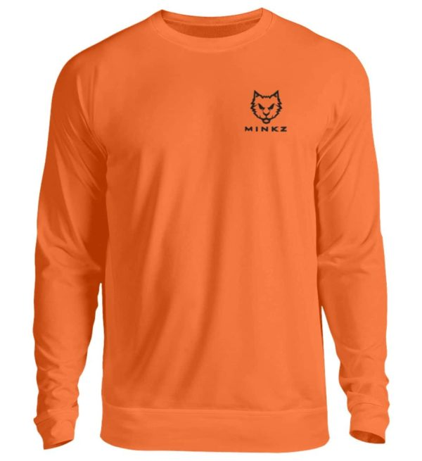 """MINKZ® - Premium Shirt """"Little Kitty"""" - Unisex Pullover-1692"""
