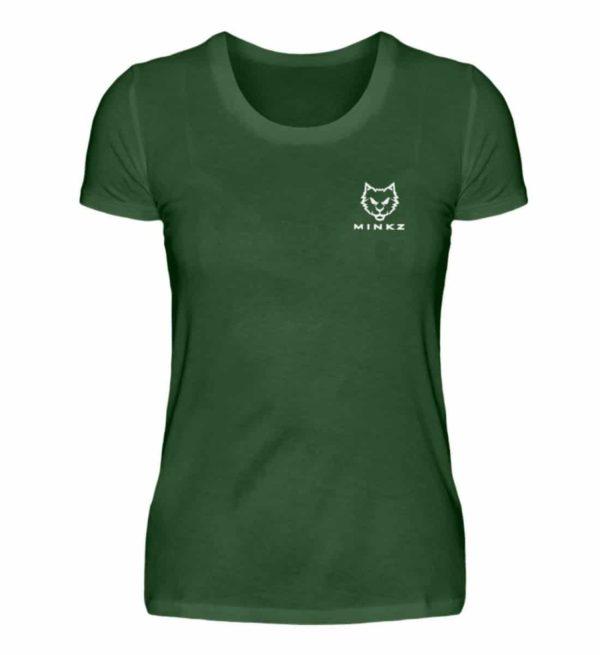 "MINKZ® - Premium Shirt ""Little Kitty"" - Damen Premiumshirt-2936"