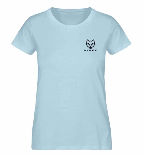 MINKZ® - Eine geht noch! - Damen Premium Organic Shirt-6888