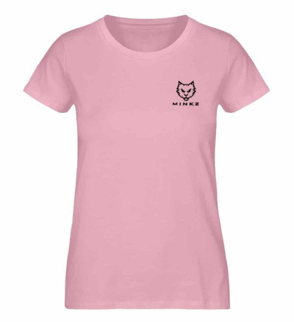 MINKZ® - Eine geht noch! - Damen Premium Organic Shirt-6903
