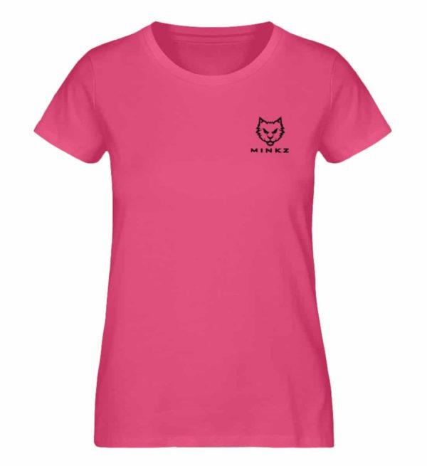 MINKZ® - Eine geht noch! - Damen Premium Organic Shirt-6930