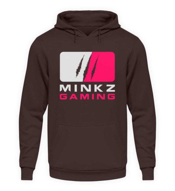 MINKZ® - Community Shirt - Unisex Kapuzenpullover Hoodie-1604